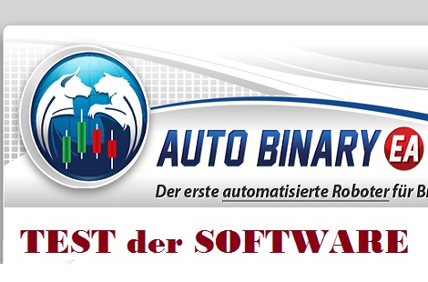 Auto Binary EA Software Test