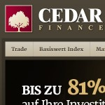 Broker Cedar Finance CySEC-Reguliert