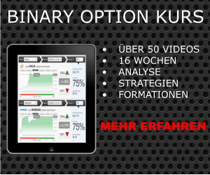 Binary Option Kurs