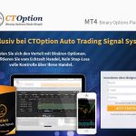 Autotrading Signale beim Broker CTOption